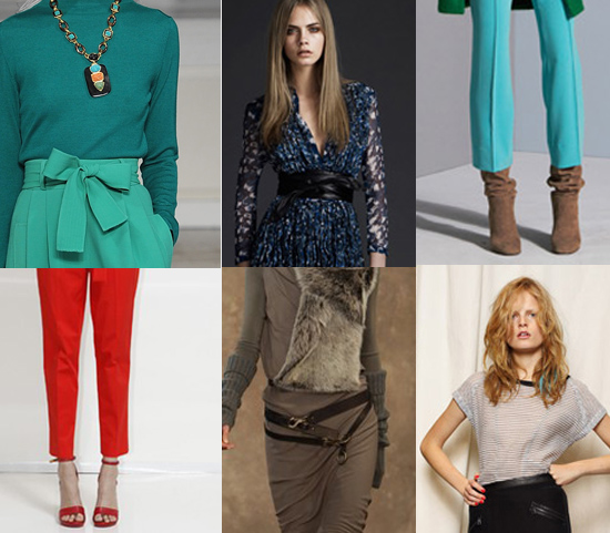 See The Top Trends From Pre-Fall 2011, including Diane Von Furstenberg, Burberry and Thakoon