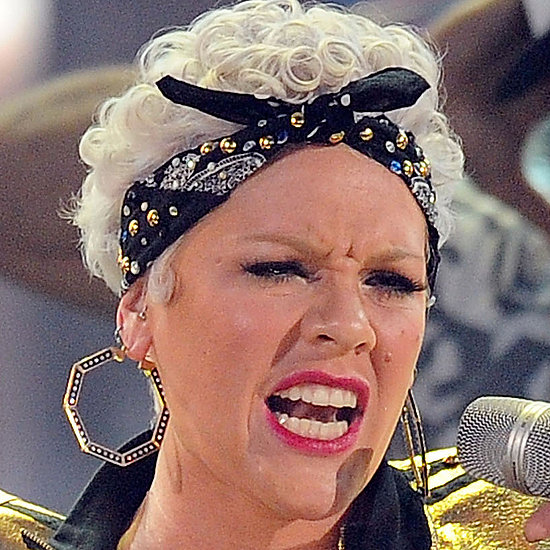 Pink Tweets About Pregnancy