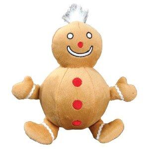 Gingerbread Man Buddy Balls ($9)