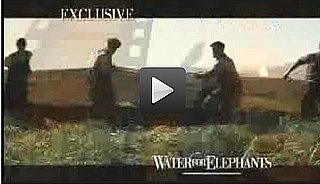 Water For Elephants Teaser Trailer Starring Robert Pattinson, Reese Witherspoon, and Tai the Elephant! 2010-12-15 16:35:12