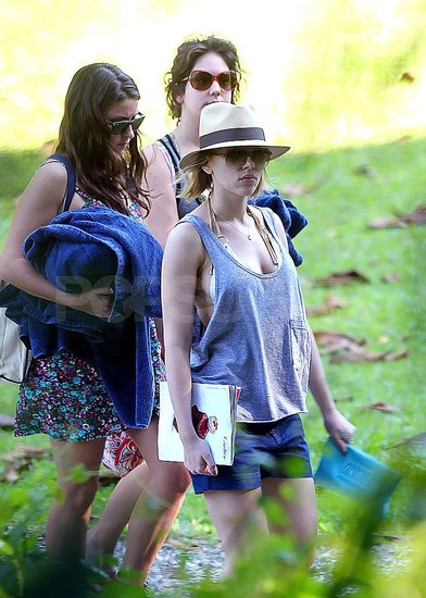 Pictures of Scarlett Johansson Surfacing in Jamaica Following News of Her Divorce From Ryan Reynolds