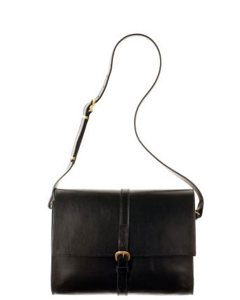 Flap Front Handbag ($329, originally $470)