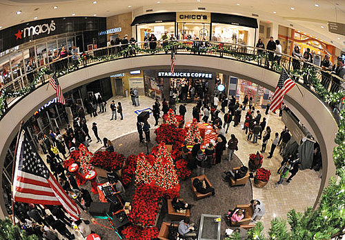 Black Friday: Food Court Survival Guide