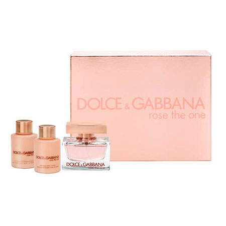 Dolce & Gabbana rose the one Gift Set ($164)