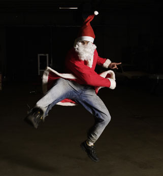 Do You Listen to Holiday Music When You Work Out?