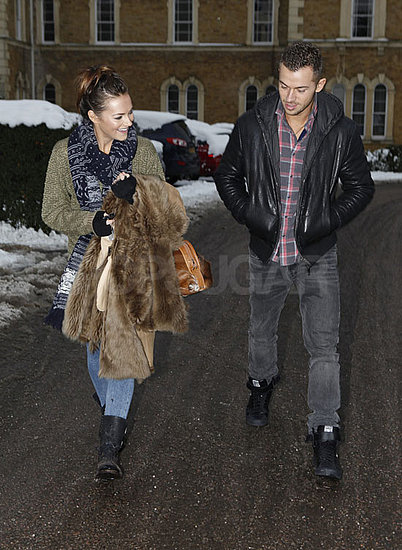 Pictures of Kara Tointon With Her Strictly Come Dancing Boyfriend Artem Chigvintsev 2010-12-21 11:32:14