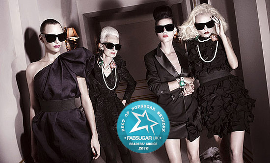 Lanvin for H&M Wins Best Collaboration of 2010
