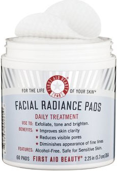First aid beauty facial radiance pads sweepstakes rules for 111 sutter street 22nd floor san francisco ca 94104