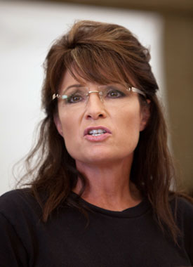 Oprah Thinks Americans Are Too Smart to Elect Sarah Palin