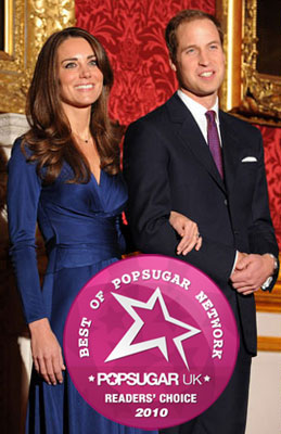Prince William and Kate Middleton's Engagement and Upcoming Wedding Is the Biggest Headline of the Year 2010