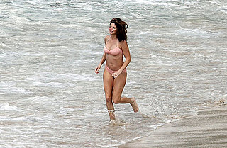 Supermodels Hit the Beach Pre-New Year's, from Cabo to St. Barts to Thailand
