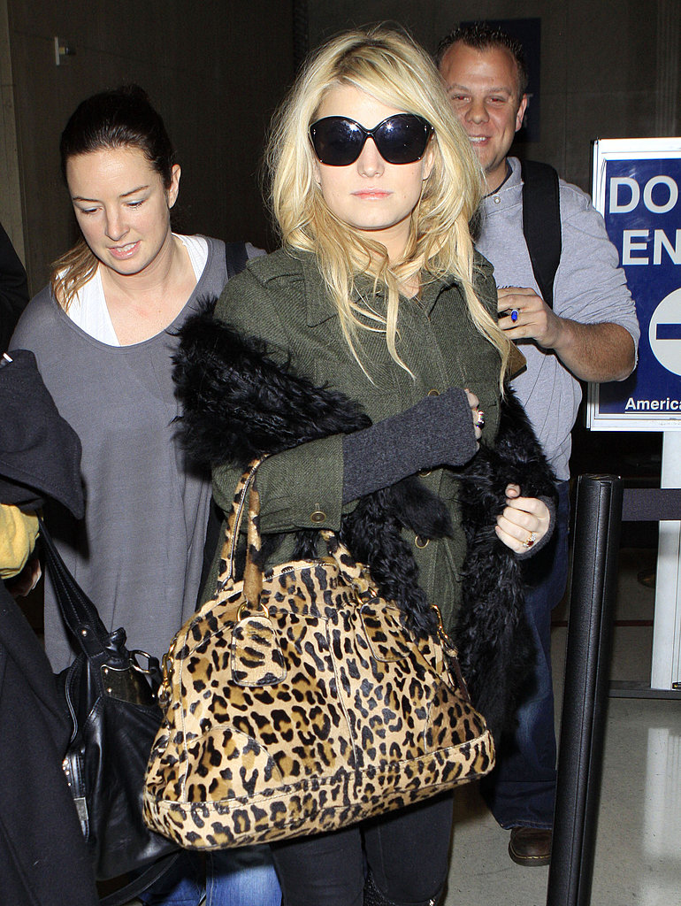 Jessica Simpson Says Farewell to the Big Apple Fo