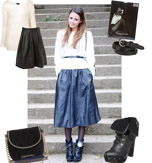 Look We Love – Lady-Like Leather