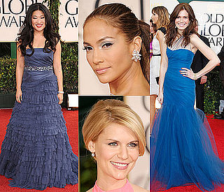 Fashion and Beauty Pictures From the 2011 Golden Globe Awards