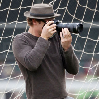 Guess Who's Playing Photographer?