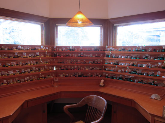 The Olfactory Library