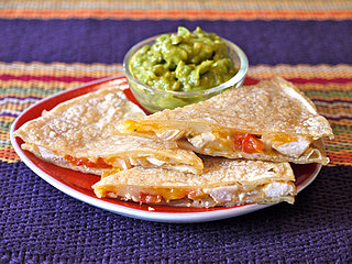 Chicken Fajita Quesadilla
