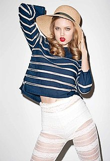 Photos of Lindsey Wixson in Spring 2011 Opening Ceremony Collection Lookbook by Terry Richardson