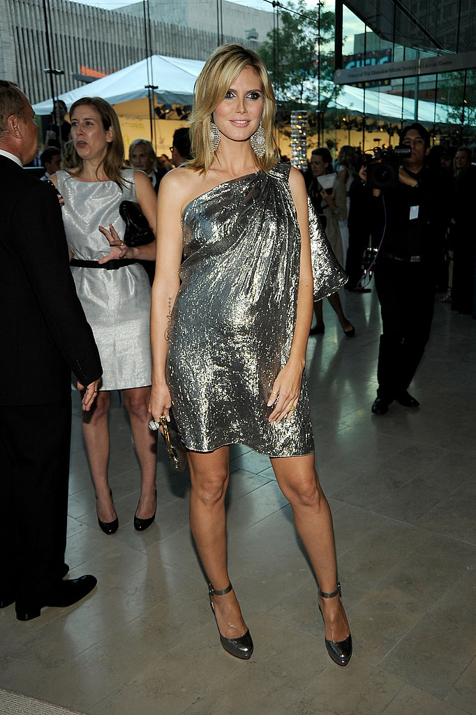 Heidi Klum: CFDA Fashion Awards 2009