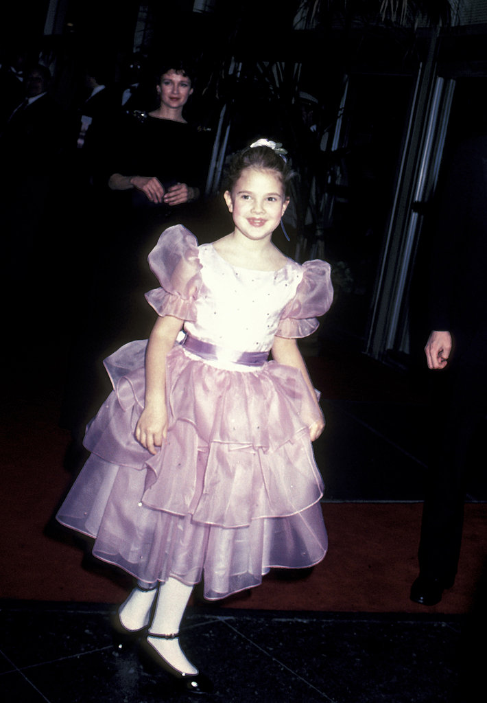 Drew Barrymore in 1982.