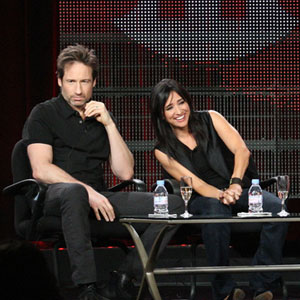 Californication 2011 Winter TCA Funny Panel Quotes From David Duchovny and Cast