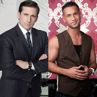 "The Office's Michael Scott vs. Jersey Shore's Mike ""The Situation"" Quote Quiz"