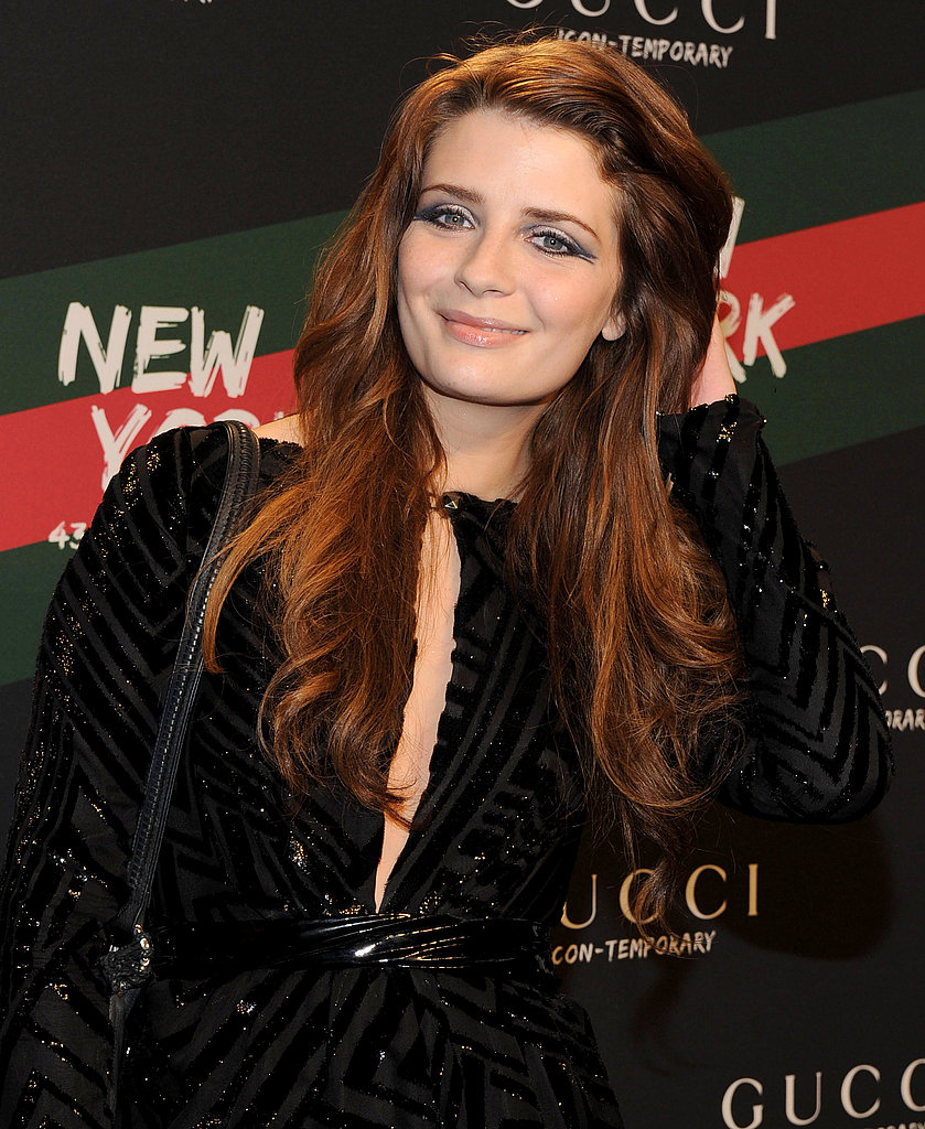 October 2009: Gucci Flash Sneaker Store Launch