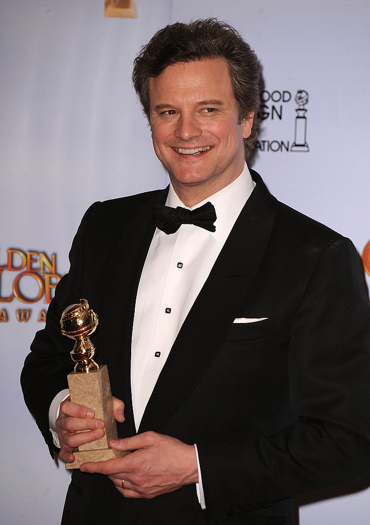 Matt Damon, Natalie Portman, Chris Colfer, and More Winners in the Golden Globes Press Room!