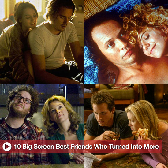 Sugar Shout Out: Onscreen Buddies Who Went From Platonic to Romantic