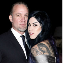 Jesse James Engaged to Kat Von D