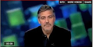 Video Of George Clooney Talking About Getting Malaria