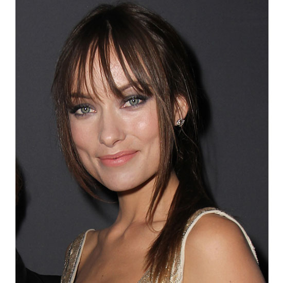 Olivia Wilde's Super Defined Eyes