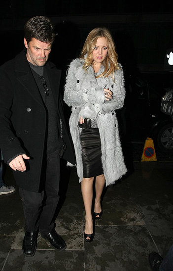 Pictures of Kate Hudson Out in London Amid Engagement Rumors
