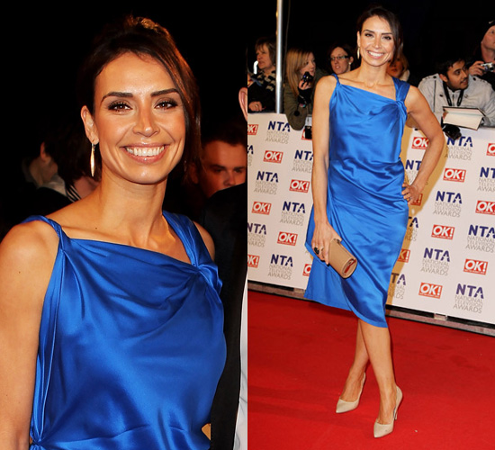 Photos of Christine Bleakley at the National Television Awards