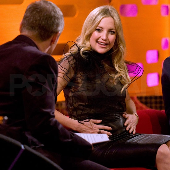 Kate Hudson Denies an Engagement to Matthew Bellamy and Reveals She Thinks She's Having a Girl