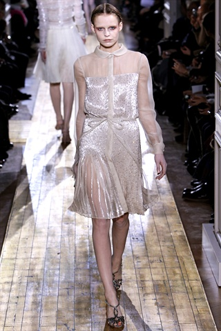 Paris Haute Couture Week: Valentino