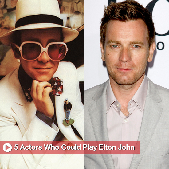 Elton John Biopic Casting: 5 Actors Who Could Play the Music Icon
