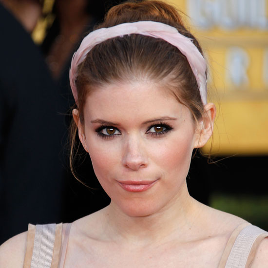 How to Get Makeup Like Kate Mara at the 2011 SAG Awards