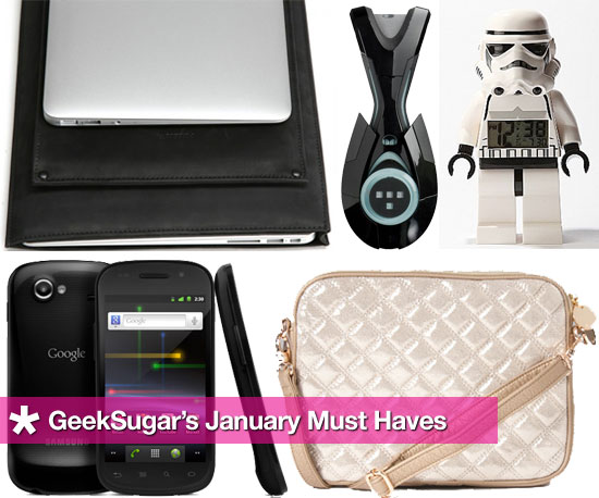 Must Have Gadgets For January