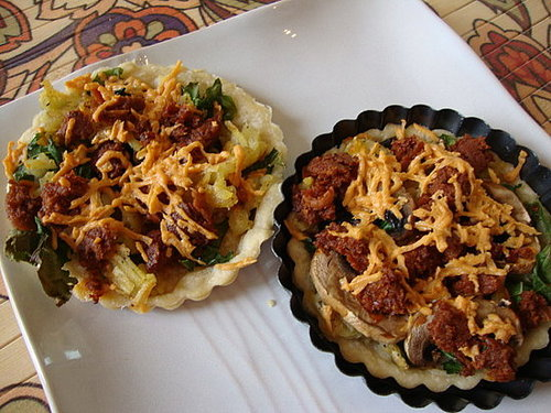 Field Roast Breakfast Tarts