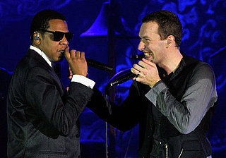 Pictures of Jay-Z, Chris Martin, John Mayer, and More Ringing in 2011 in Las Vegas 2011-01-01 12:18:28