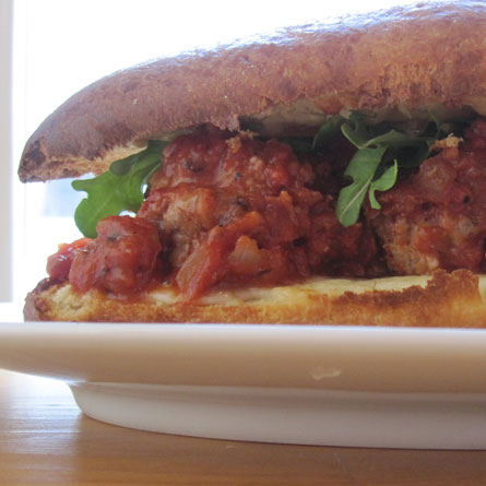 Meatball Sandwich Recipe