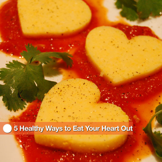 Healthy Valentine-Themed Dishes and Snacks
