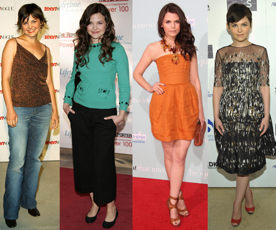 Ginnifer Goodwin's Fashion Growth Spurt