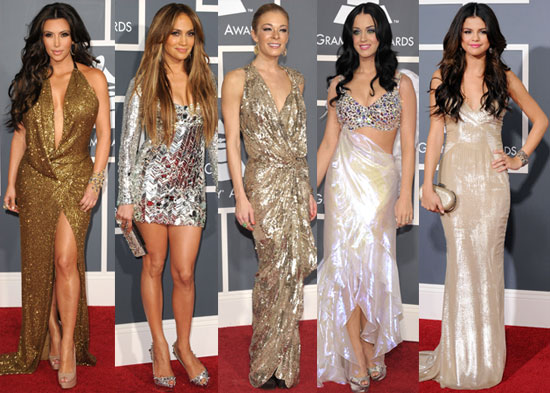 All the Ladies and Dresses From the 2011 Grammy Awards Red Carpet