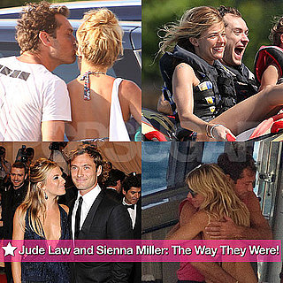 Cute Pictures of Jude Law and Sienna Miller Before They Split