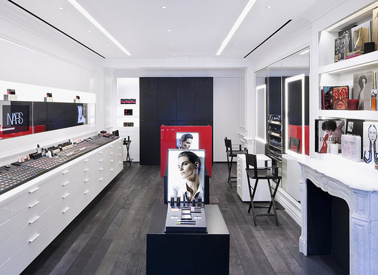 First Worldwide Nars Boutique Opens Tomorrow in Manhattan