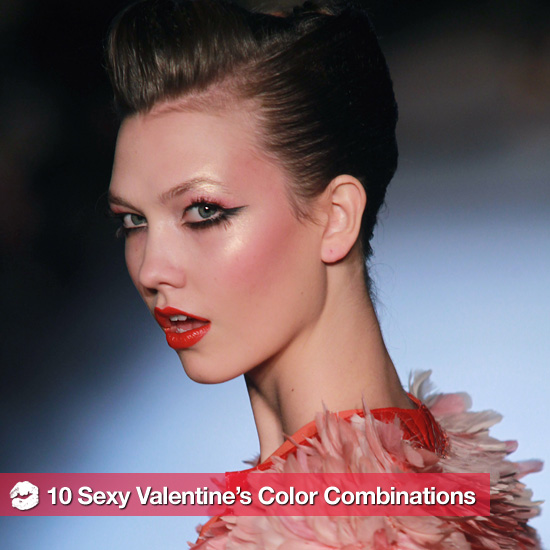 10 Sexy Makeup Color Ideas For Valentine's Day