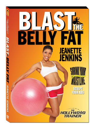 Review of Blast the Belly Fat DVD by Jeanette Jenkins