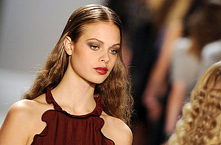 Rebecca Taylor Fall 2011 Beauty Report